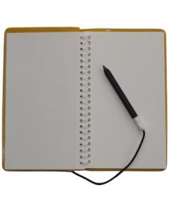 etbook, underwater notebook with 45 pages and pencil.