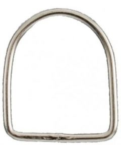 D-Ring 3x25mm Stainless Steel