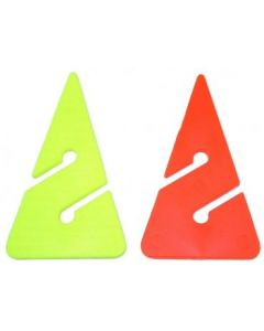 Directional Arrow (Triangle) available in 2 colors.