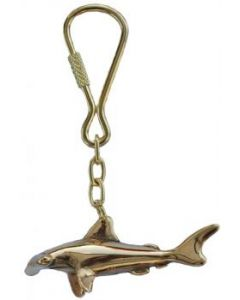 Messing Key Chain Hammerhead